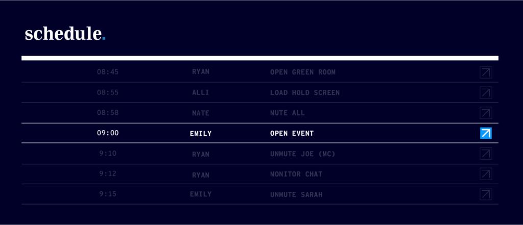 Schedule_Schedule